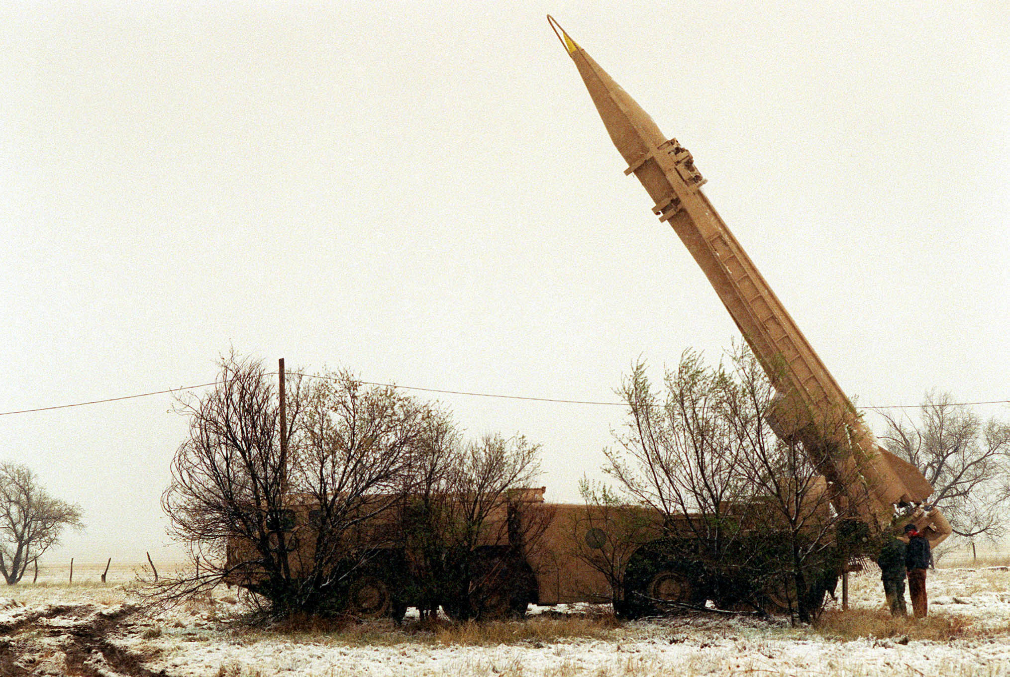 Syria Will Use Scud Missiles Against If Israel Continues To Conduct Airstrikes On Syrian Territory