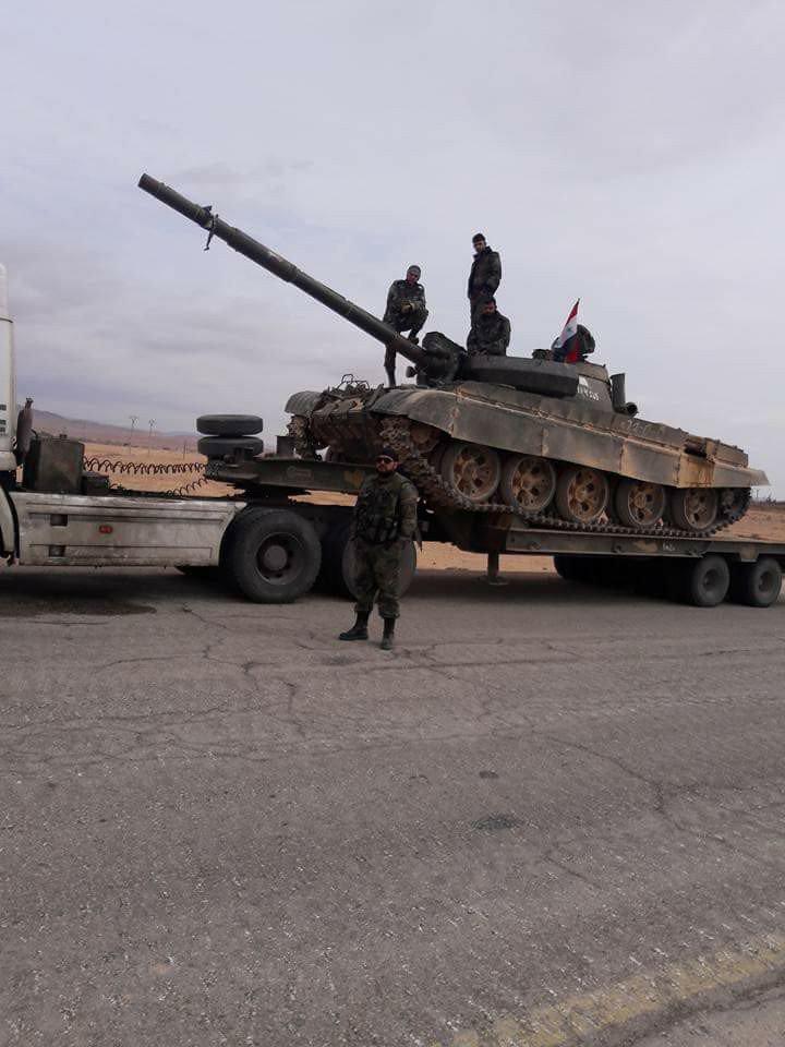Another Hayat Tahrir al-Sham Attack On Qamhana Failed In Northern Hama