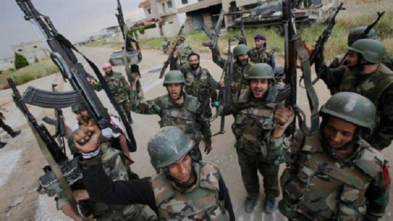 Syrian Government Forces Rapidly Advancing In Northeastern Sweida