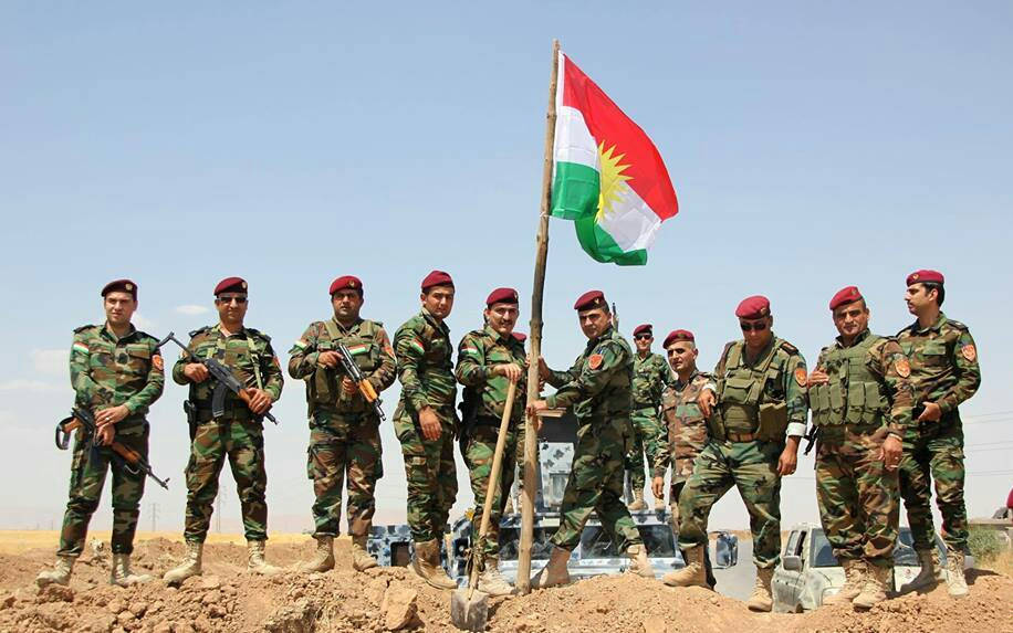 Peshmerga Kills 4 ISIS Suicide Bombers East Of Sinjar Region