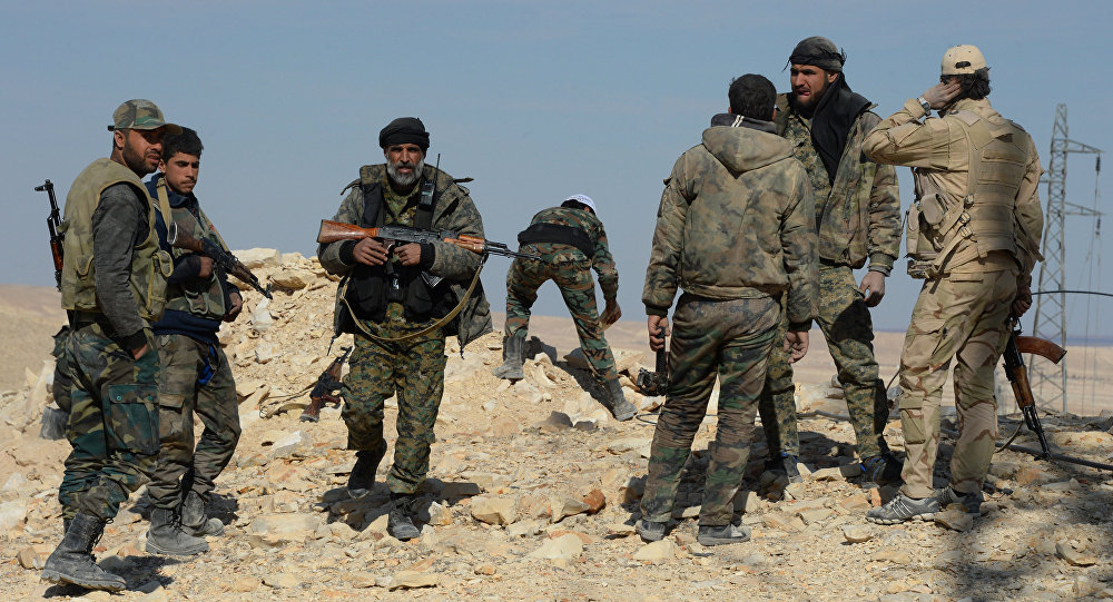 69 Militants Were Killed In Recent Clashes With Government Forces In Northern Hama