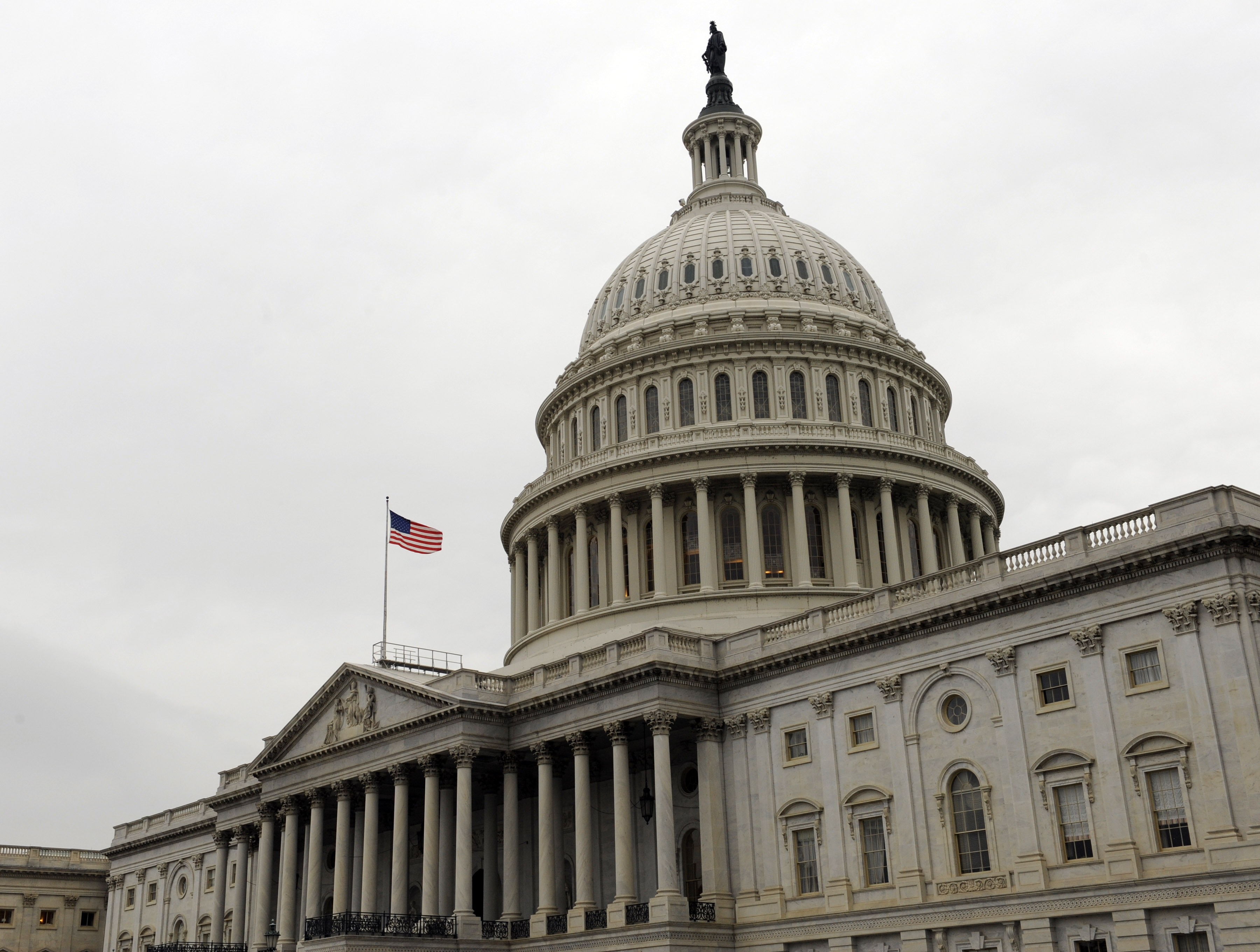 Gunshots Reported On Capitol Hill in Washington