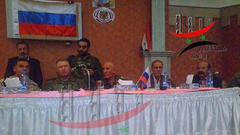 Syria, Russia Prepare For Operation To Lift ISIS Siege From Deir Ezzor
