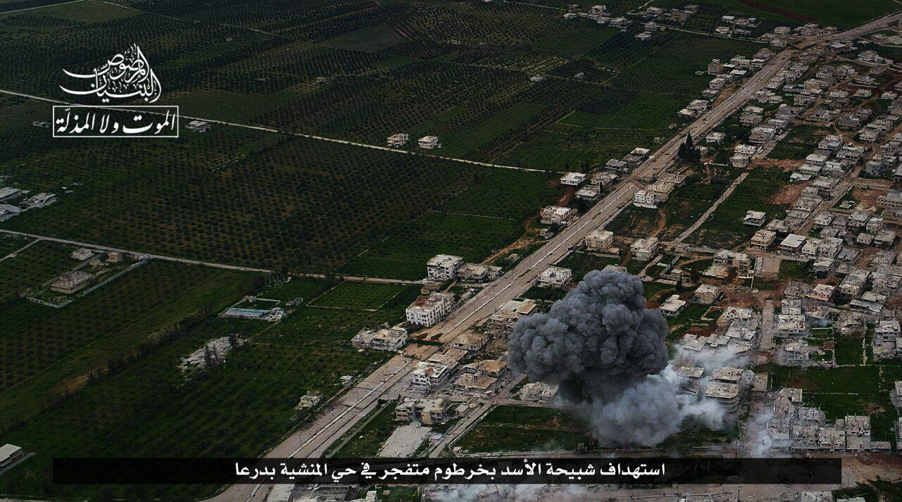 Hayat Tahrir al-Sham Continues Costly Offensive In Dara'a With No Gains