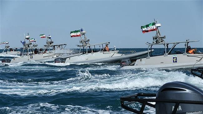 IRGC Declares That It's Ready To 'Target' US Warships If They Threaten Iran In Persian Gulf