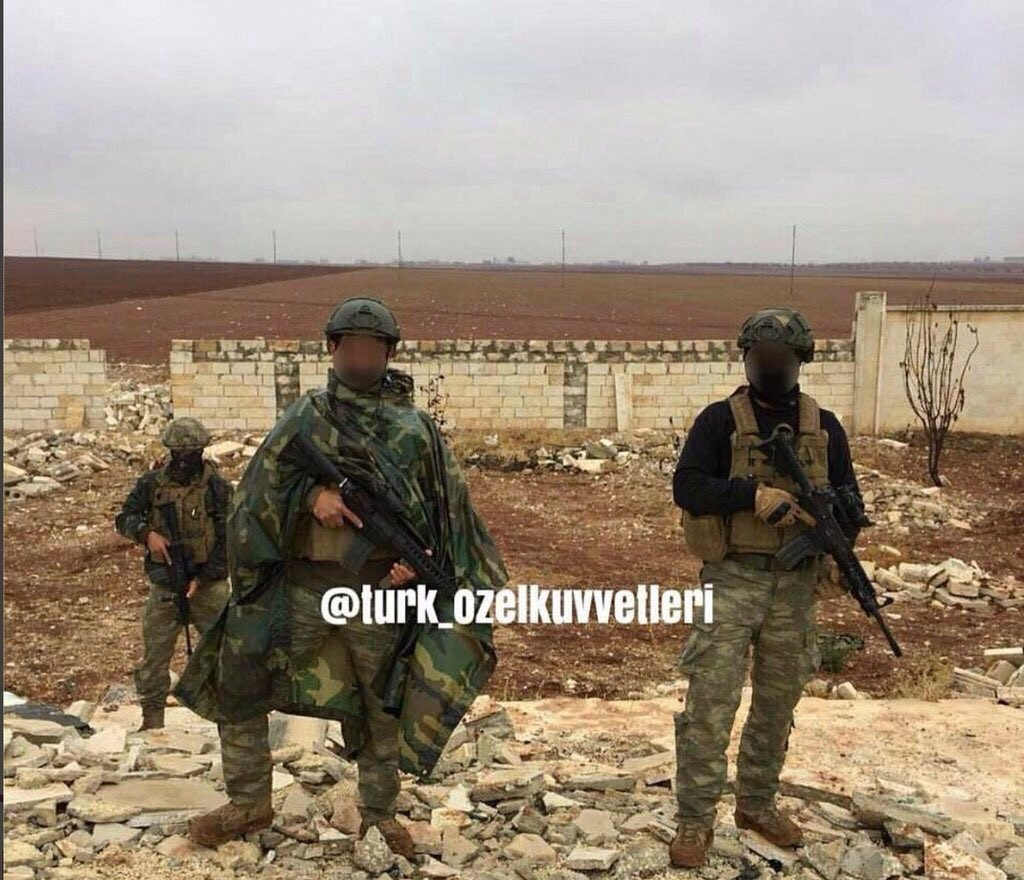 Turkish Special Forces In Battle For Al-Bab - Photo Report
