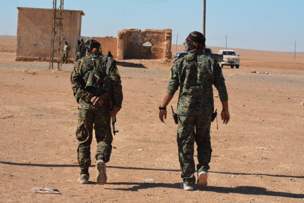 16 Pro-Turkish Militants Killed, 1 Armored Vehicle Destroyed By US-backed Forces West Of Manbij - Report