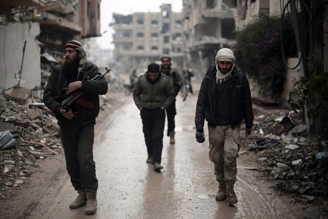 Ceasefire In Eastern Ghouta Region Near Damascus Agreed Until March 20 - Russian MoD