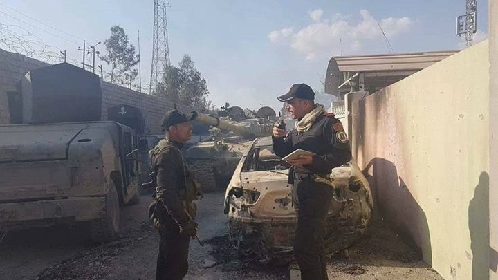 Iraqi Security Forces Liberate Two More Neighborhoods Of Mosul