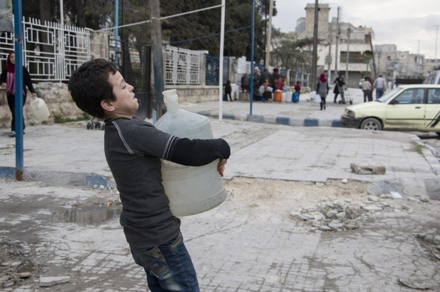 Syrian Govt Restored Pumping Stantions Feeding Aleppo City With Water Supplies - Media
