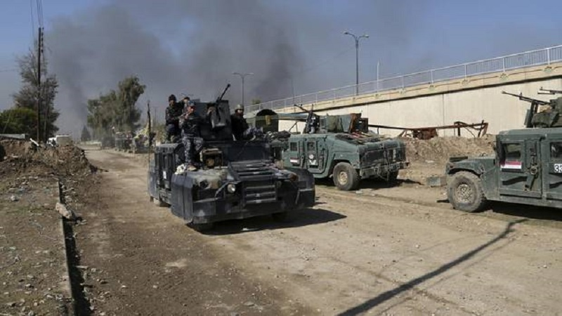 Iraqi Security Forces Liberate al-Mualmeen And al-Silo Neighborhoods Of Mosul From ISIS