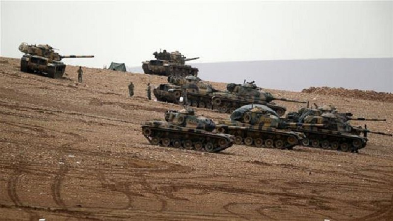 Turkey Claims Its Forces Killed 71 Kurdish Fighters In Syria Over 7 Days