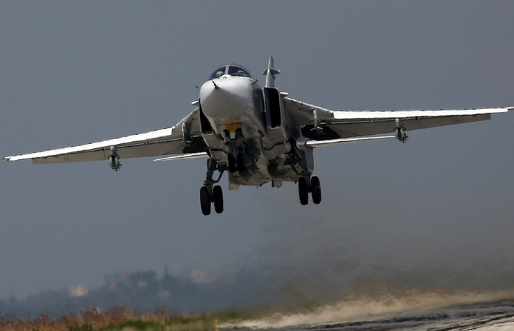 Over 600 Militants Killed And Lots Of Military Equipment Destroyed In Russian Airstrikes Over 7 Days
