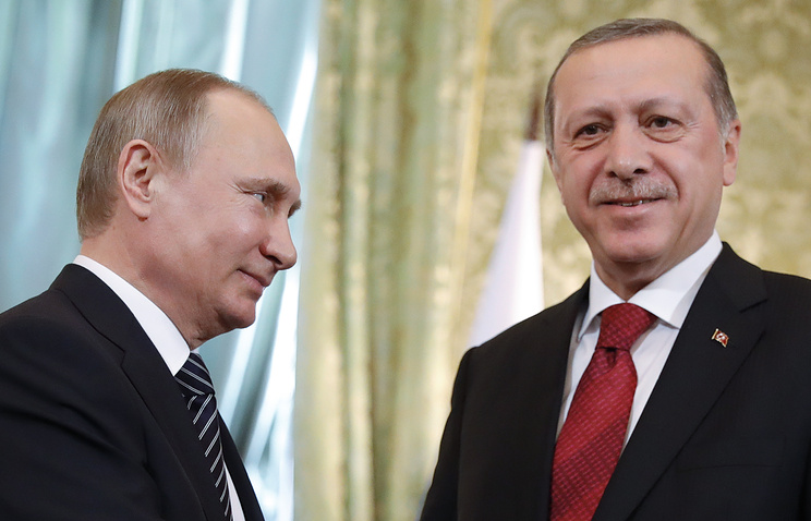Putin And Erdogan Agree On Additional Measures To Implement Idlib Agreement