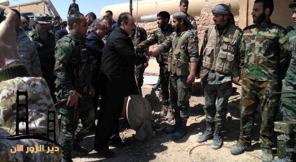 Russian Air Force Desintegrates ISIS In Deir Ezzor