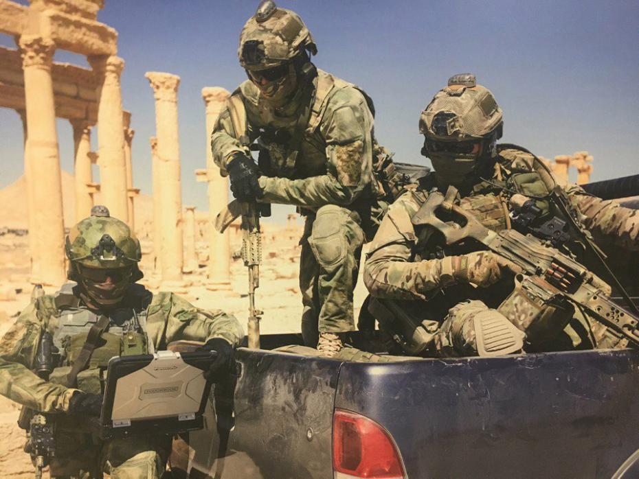 Russian Special Forces Actively Participated In Second Liberation Of Palmyra From ISIS