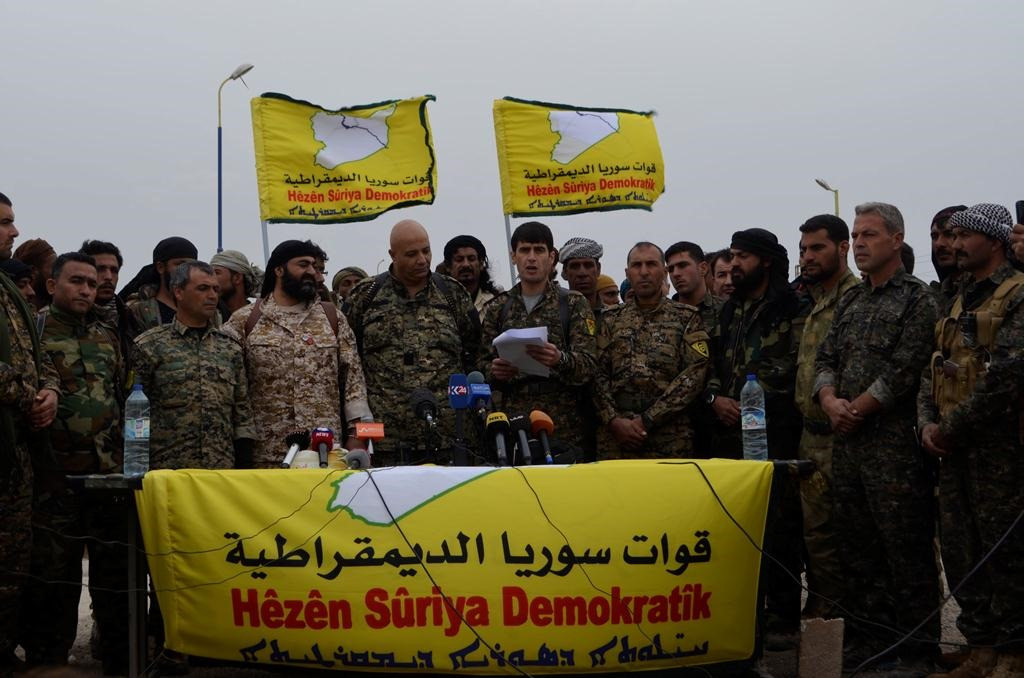 US-Backed SDF Forces To Leave City Of Manbij To Syrian Government - Russian Defense Ministry