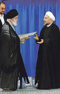 The Inevitability Of Rouhani
