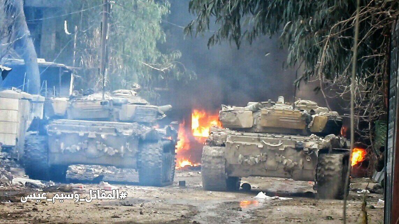 Syrian Army Reversed Hay'at Tahrir al-Sham's Gains In Eastern Damascus (18+ Photos, Videos)
