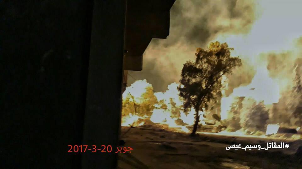 Syrian Army Regains Initiative In Eastern Damascus (Photos, Video)