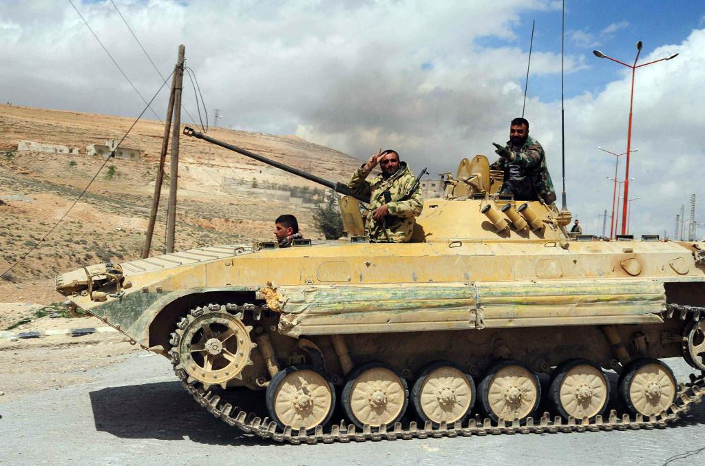 Syrian Army Relaunches Push Against Hayat Tahrir al-Sham In Western Aleppo