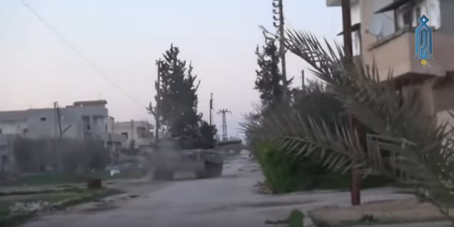 Al-Qaeda-Linked Militants Deployed Advanced T-90 MBT Seized From Syrian Army For Hama Advance (Photos, Video)