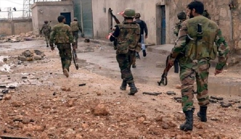 Government Troops Regain 3 More Villages From ISIS In Aleppo Province