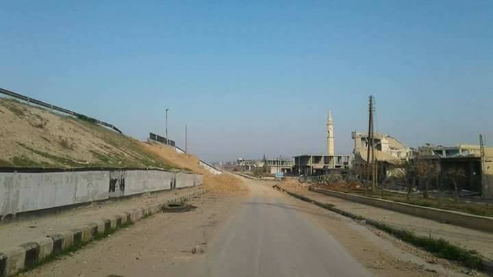 Government Troops Entered Deir Hafer - Report