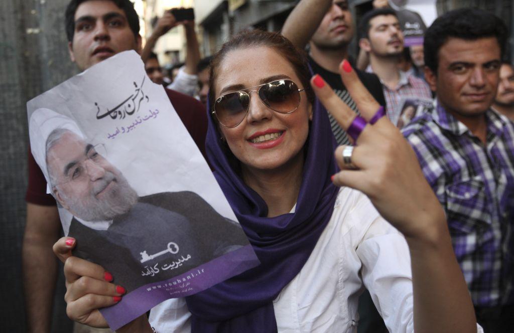 The Inevitability Of Rouhani