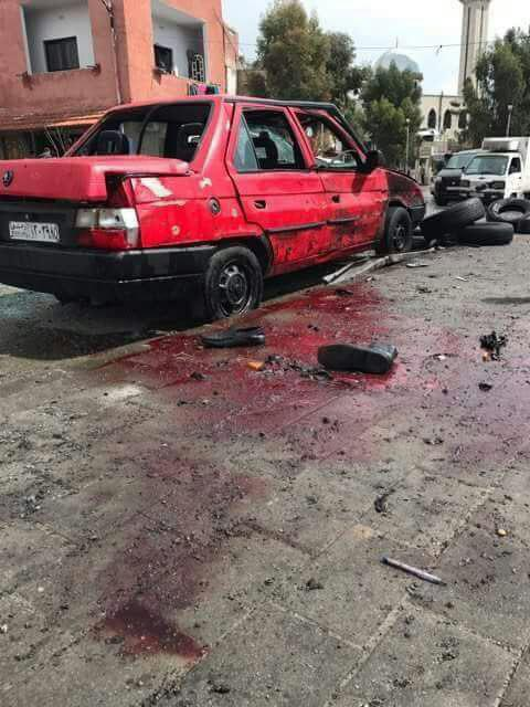 40 People Killed, 120 Wounded In Double Exposion In Damascus - Reports