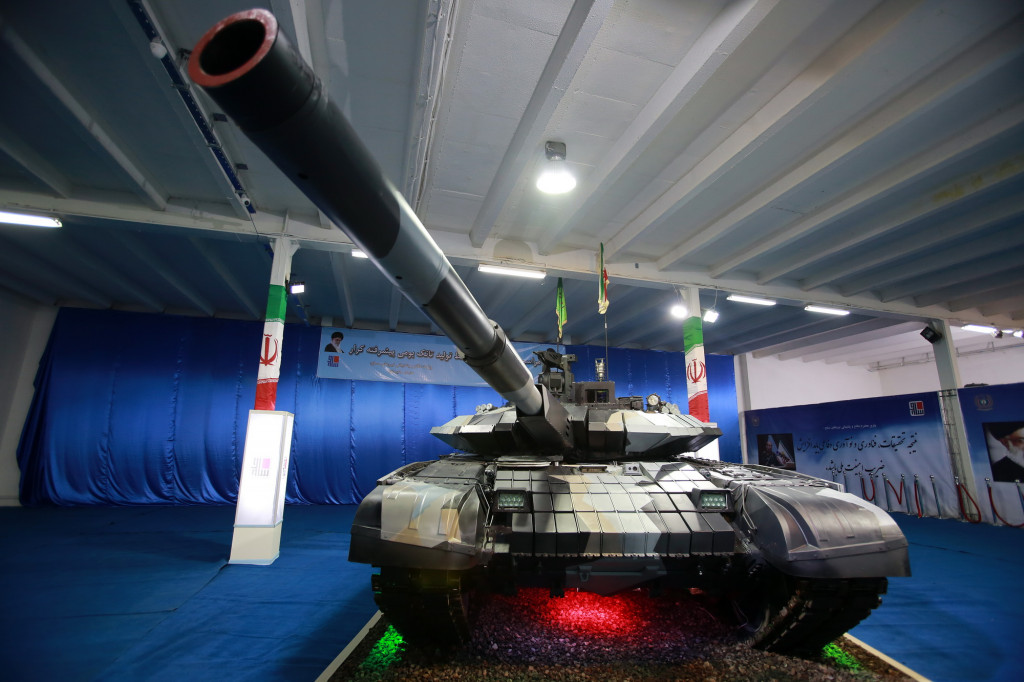 Iran Announces Mass Production Of Domestic Karrar MBT Inspired By Russian T-90