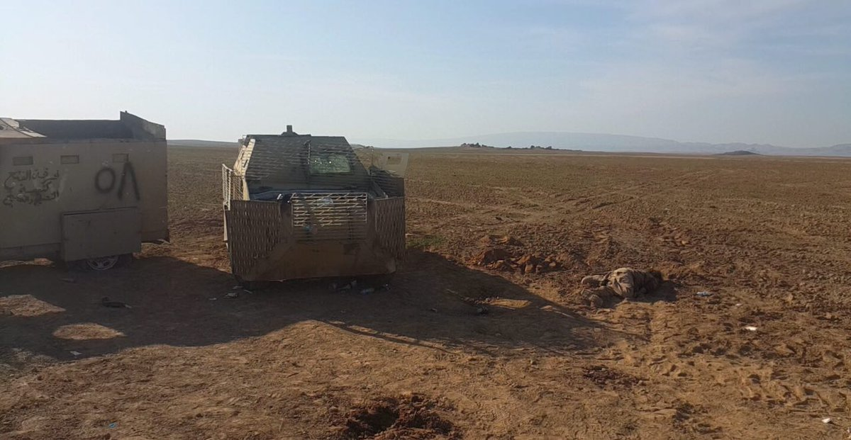 ISIS Suffers More Casualties In Western Mosul And Near Tal Afar