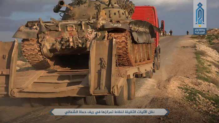 Overview Of Military Situation In Northern Hama On March 22, 2017 (Maps, Photos, Videos)