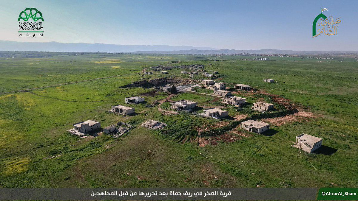 Militants Seize More Sites From Government Forces In Northern Hama