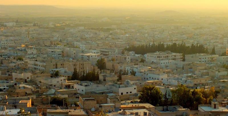 Turkey Plans to Build New Town near Syrian Al-Bab