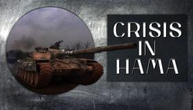 CRISIS IN HAMA