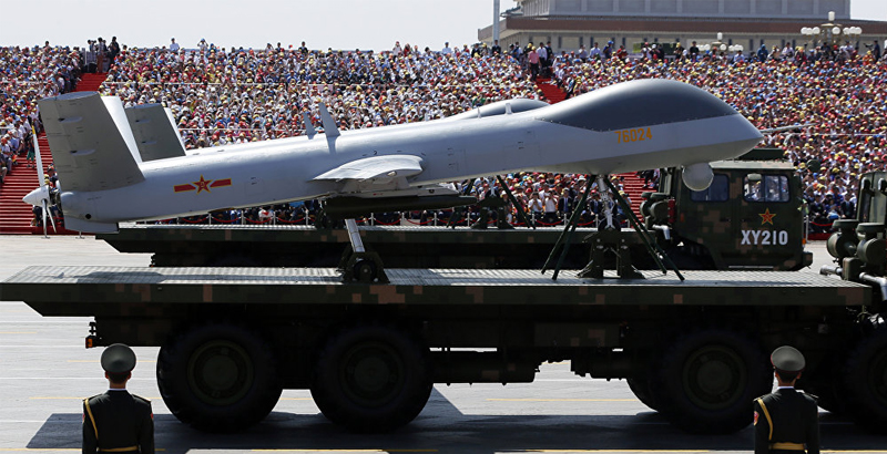China to Develop Military Drones Invisible to Radars & Air Defense Systems