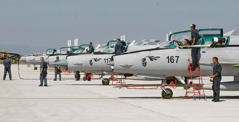 Croatian MiG-21 Fighter Jets Not Operational after 'Repair' in Ukraine