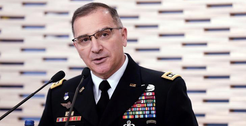 US Commander Accuses Russia of Supporting Taliban in Afghanistan Again