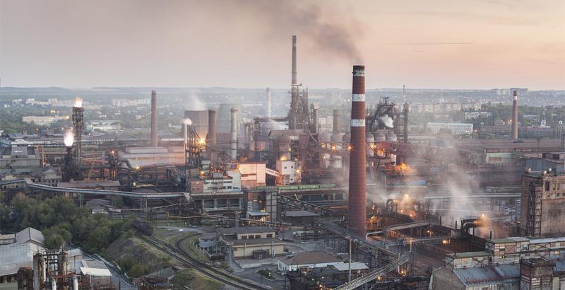Ukrainian Enterprises Come under Control of Donbass' Authorities