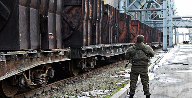 Donbass Announces Trade Blockade of Kiev-Held Area of Ukraine