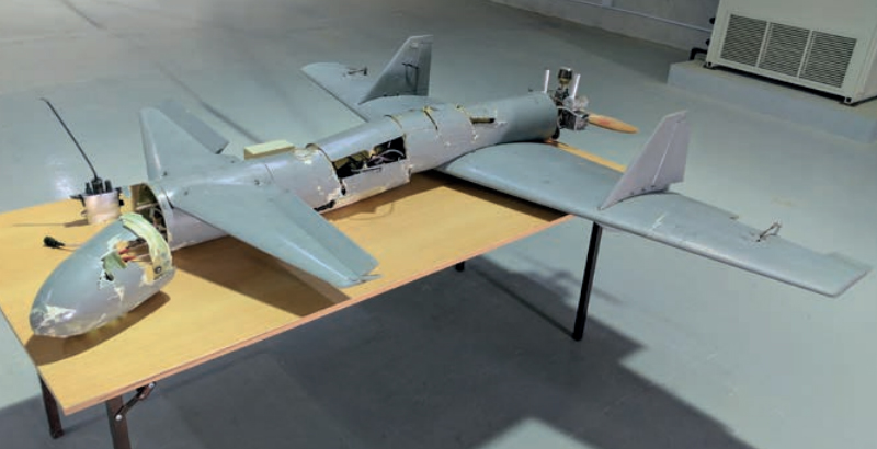 Houthi Forces Use UAVs against Saudi Patriot Anti-Aircraft Weapon Systems
