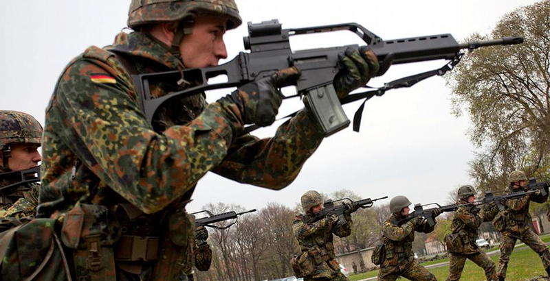 Germany Is Unable to Fulfill Trump's Requirements on Defense - Die Zeit