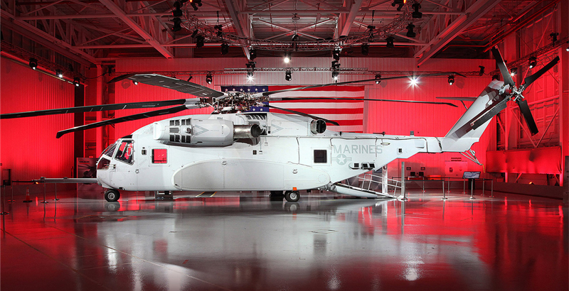 Pentagon Going to Throw $29B at Lockheed for King Stallion Helicopter