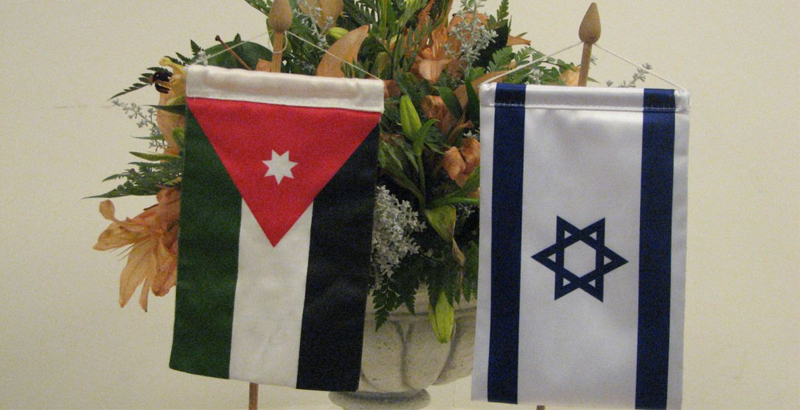 Jordan Government Is Indignant at Israeli Ambassador's Comments on Situation in Kingdom