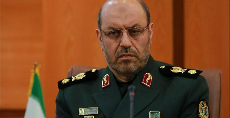 US Should Stop Harassing Persian Gulf states - Iranian Defense Minister