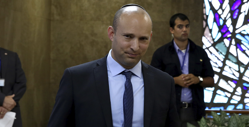 Israeli Minister Wants to Send Lebanon 'Back to Middle Ages'
