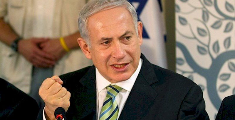 Israeli Prime Minister Promises Continue Hitting Hezbollah in Syria
