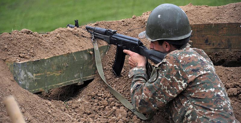 Escalation of Situation in Nagorno-Karabakh Republic