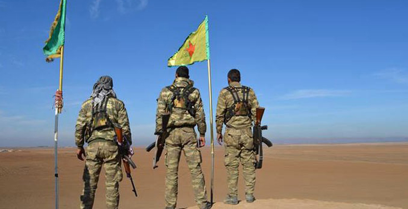 Raqqa to Join Kurdish-Run Region - Syrian Kurdish Leader